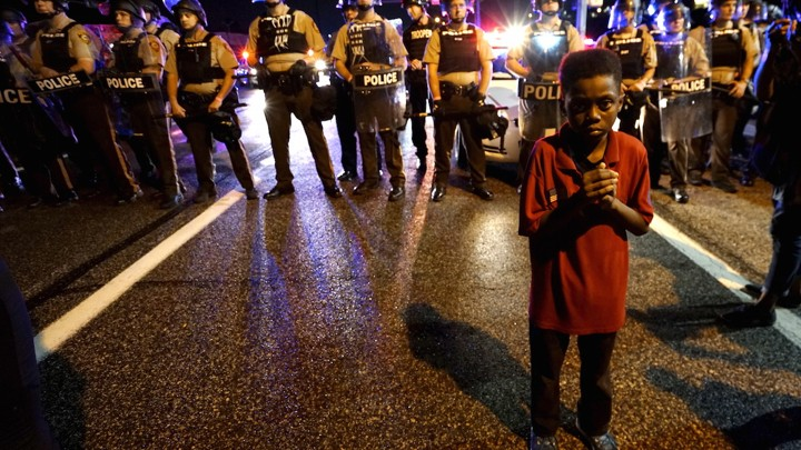 The Black Lives Matter Movement in Ferguson and Seattle - The Atlantic