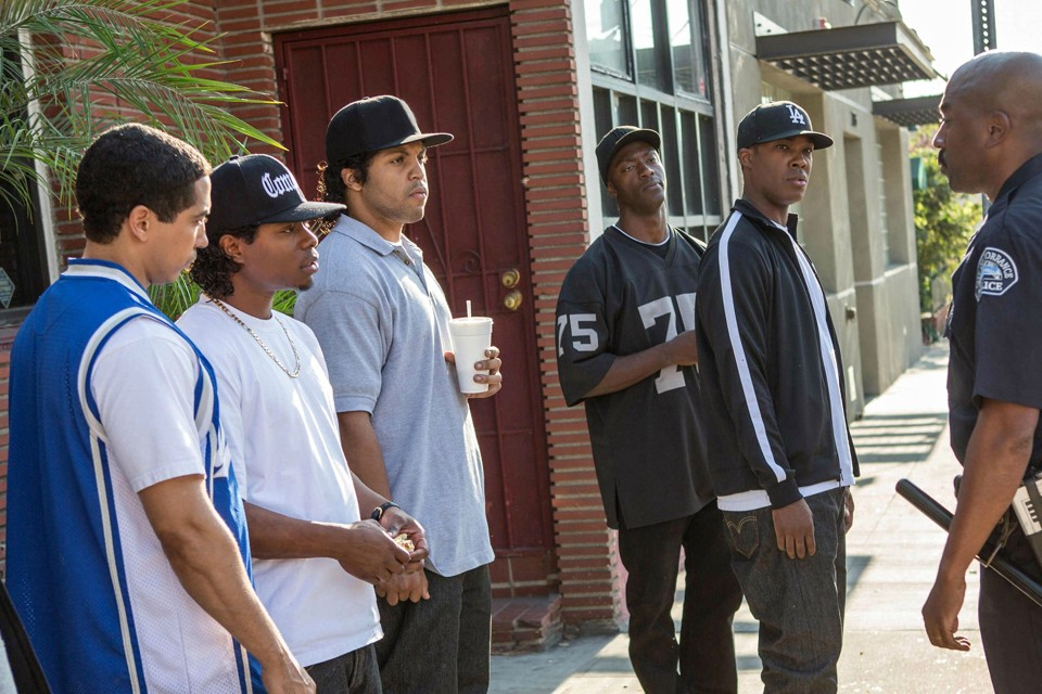 Lyric f the police lyrics : From 'Straight Outta Compton' and N.W.A. to #BlackLivesMatter ...