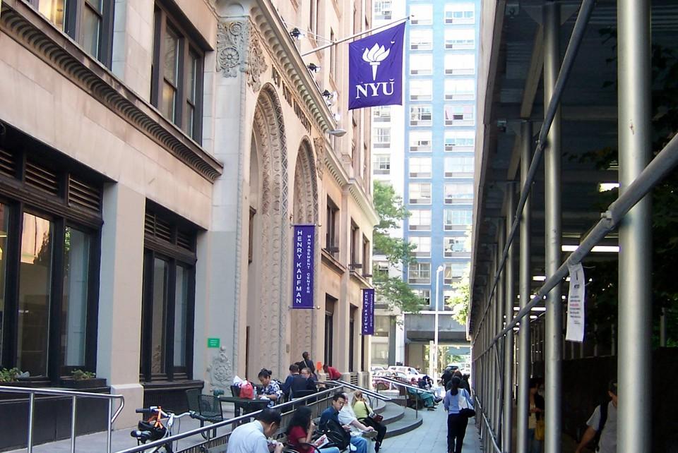 I really want to go to NYU?
