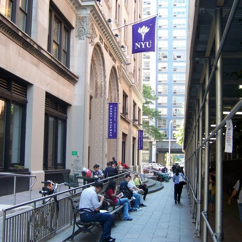 Some of the Country's Wealthiest Colleges—Including NYU, USC