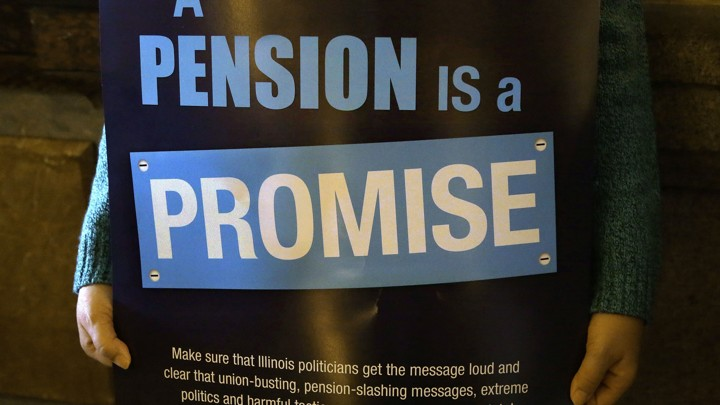 Pension Problems Aren't Just a Problem for Teachers in