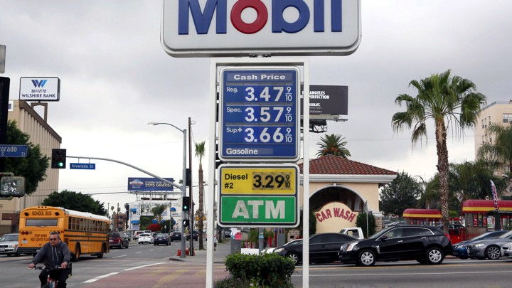 Gas Prices In California >> How Is Gas More Expensive In California Than Even In Hawaii The