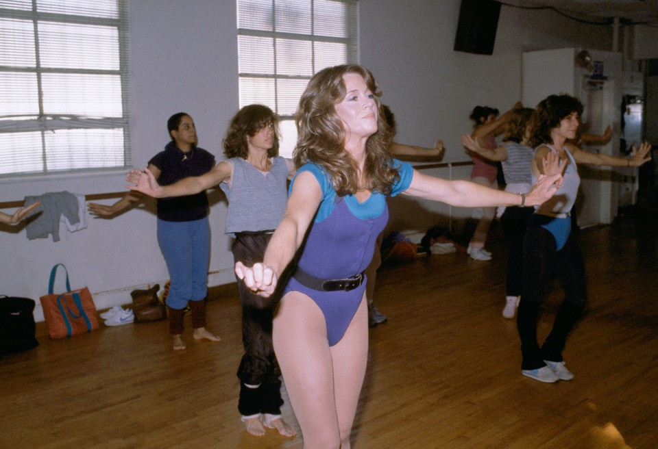 Why It Was Easier to Be Skinny in the 1980s