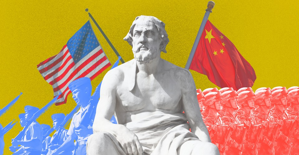 Destined For War Can China And The United States Escape