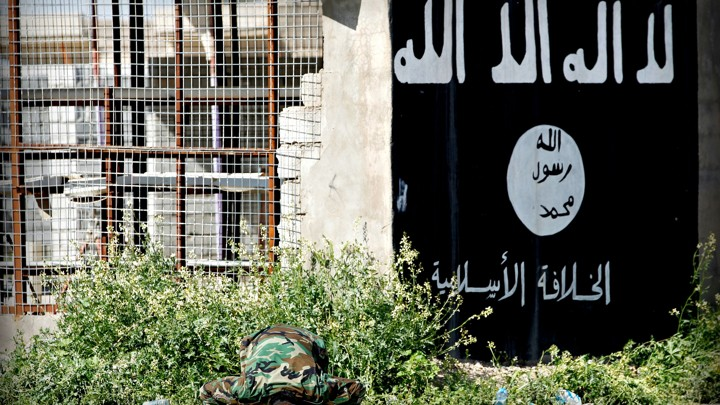 The Apocalyptic Prophecies Behind The Black Flag Of Isis