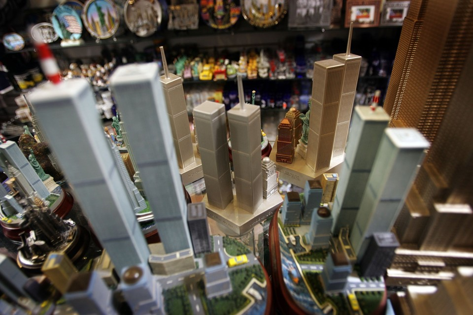 World Trade Center Steel Has Been Memorialized in All 50 ...