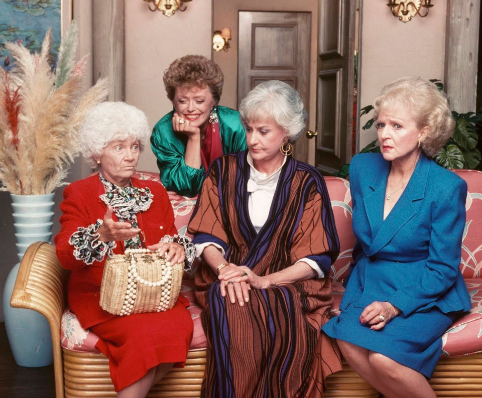 """the golden girls It has been almost 25 years since """"the golden girls"""" ended, but its four  wisecracking housemates reconvene in """"that golden girls show."""