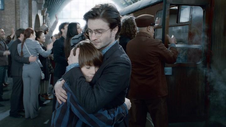 In Constantly Tweaking Her Harry Potter Universe, J K