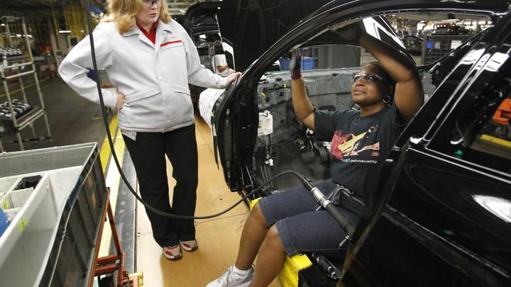 Nissan Smyrna Tn Jobs >> Onshoring Isn T Bringing Back Good Jobs The Atlantic