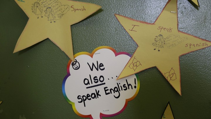 Non accommodating bilingualism in education