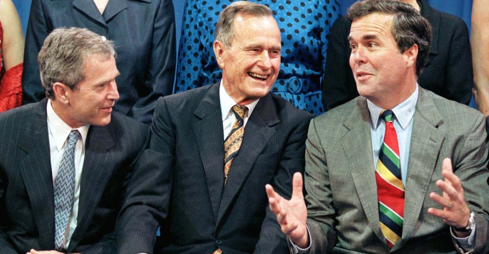 Jeb Bush And The Tale Of Two Georges The Atlantic