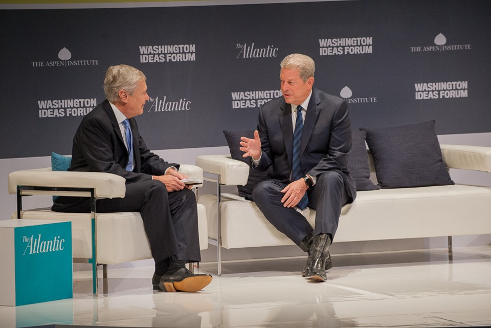 an introduction to the life and political history of former vice president gore Vice presidency of al gore jump to  a history of the  vice president gore issued a memo on the topic of encryption which stated that under a new policy the .