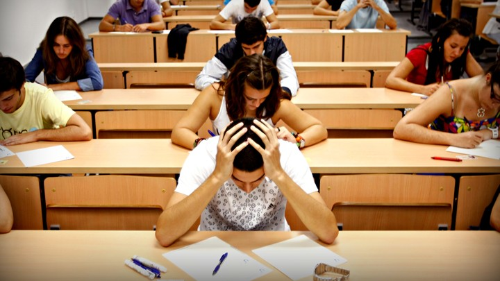 How to Prepare Today's Already-Stressed High Schoolers for