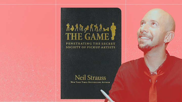 books mentioned in the game neil strauss