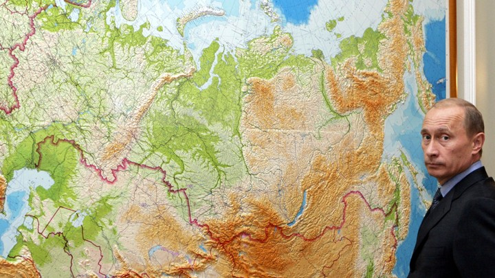 Vladimir Russia Map.Russia And The Curse Of Geography From Ivan The Terrible To