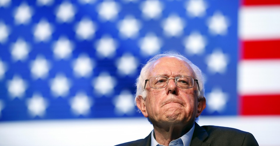 why bernie sanders needs to start talking about foreign policy the