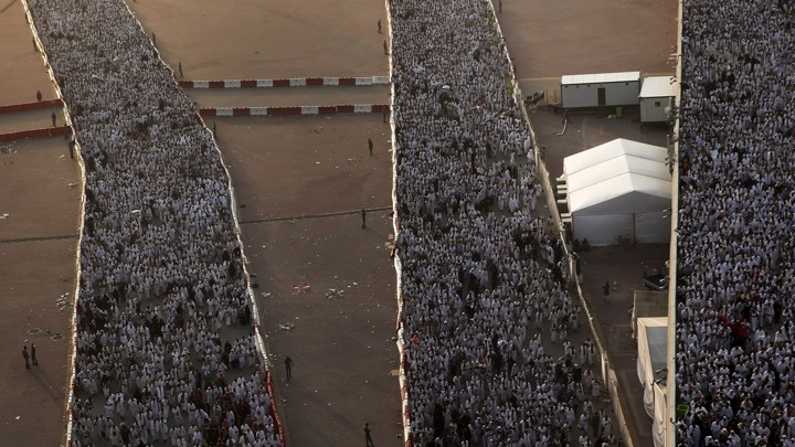Twice As Many People in Died in Last Month's Hajj Stampede