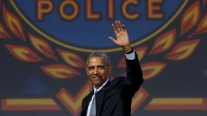 Obama Task Force Urges Improved Police >> Obama To Chiefs In Chicago Police Are Scapegoats For Broader
