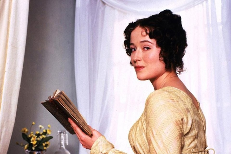 How do I get Pride and Prejudice out of my head?