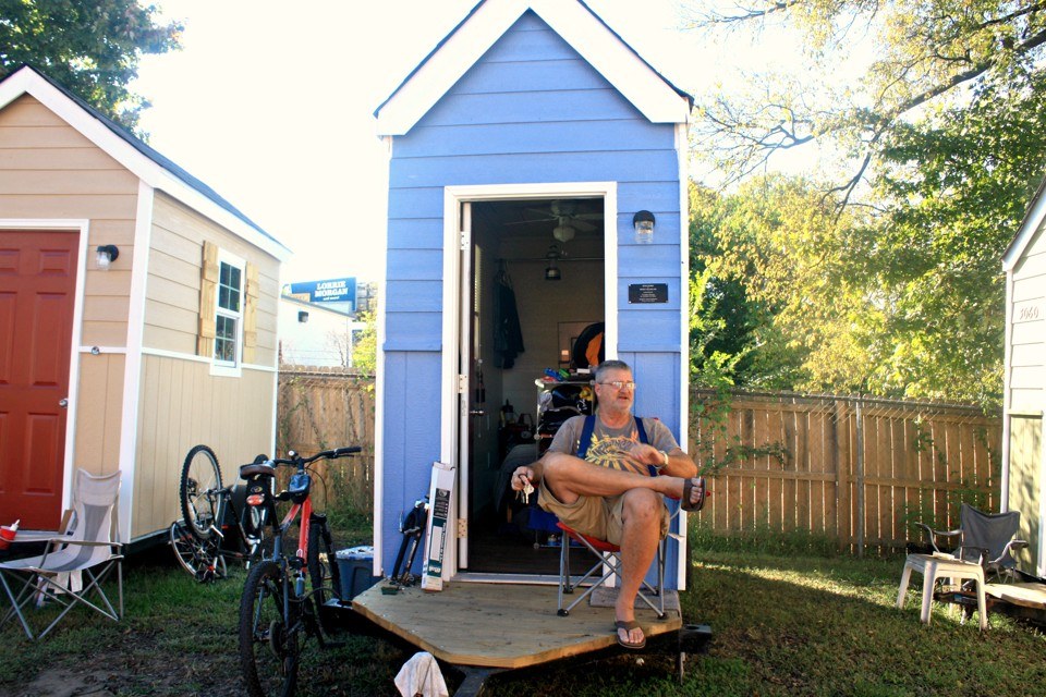 Tiny Homes as a Solution to Homelessness in Nashville The Atlantic