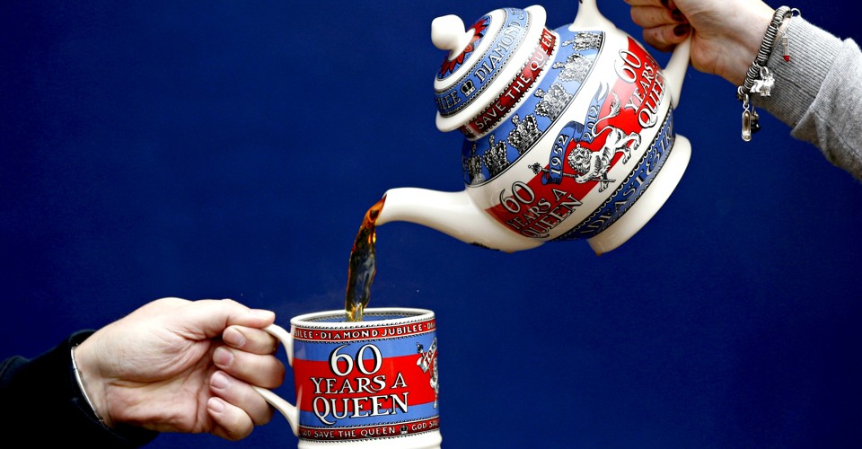 How The British Royal Family Became A Global Brand The