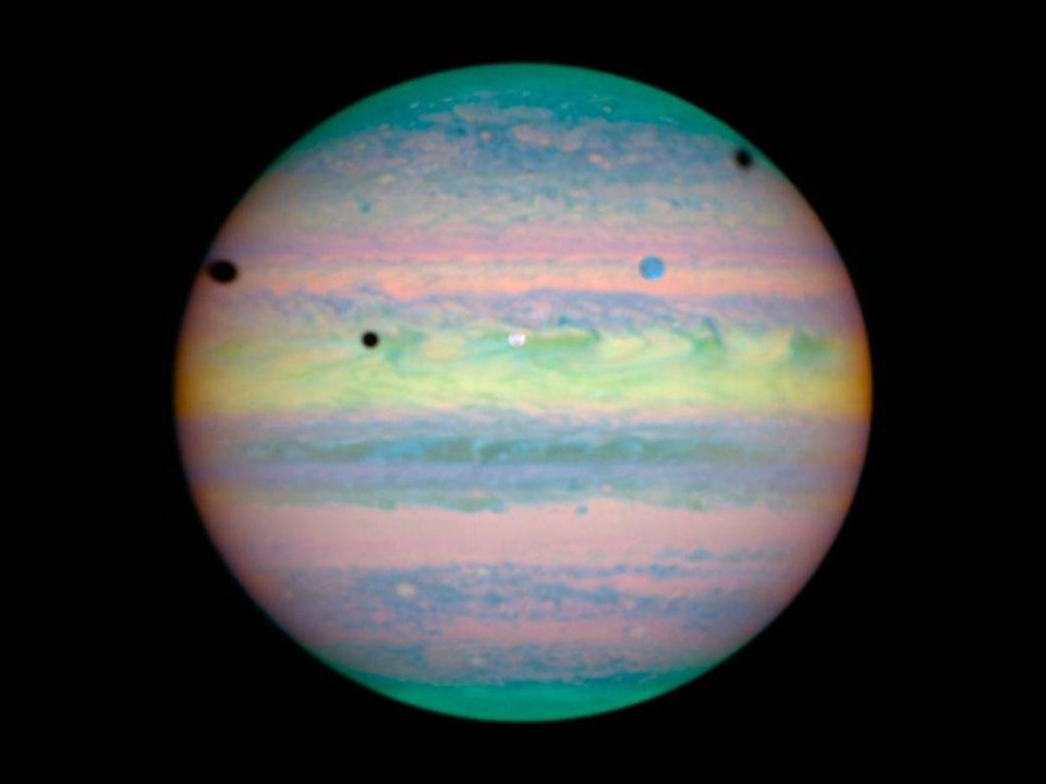 look at planets - photo #37
