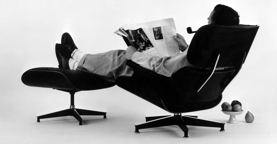 Beyond the chair the vision of charles and ray eames for Charles eames fake
