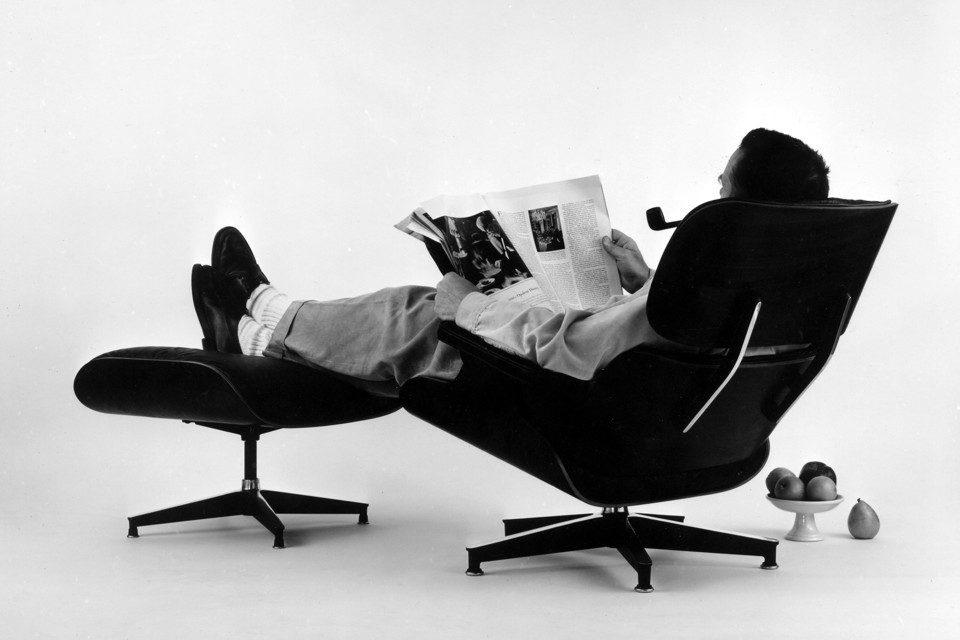 Beyond the Chair The Vision of Charles and Ray Eames