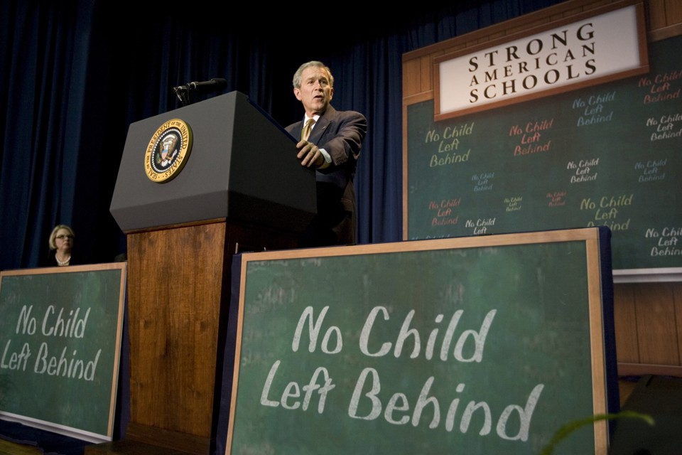 Congress Prepares To Replace No Child Left Behind The