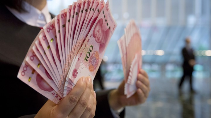 imf accepts yuan as reserve currency