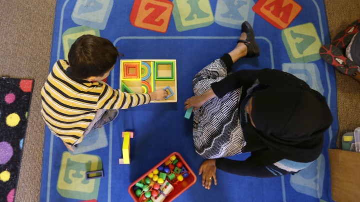 Why Childcare Workers Are So Poor Even Though Childcare Costs So
