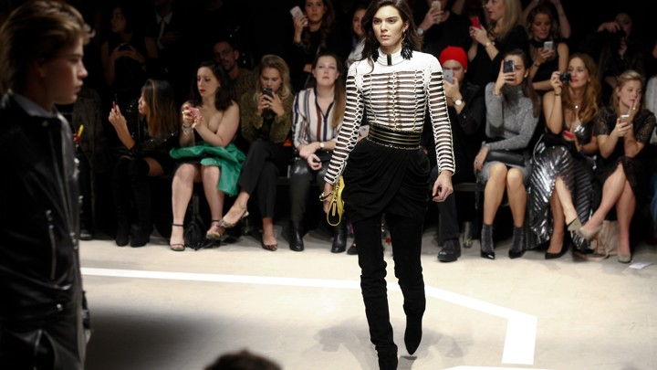 c39d20ac H&M x Balmain and the Kardashian-ization of a Fashion House - The ...