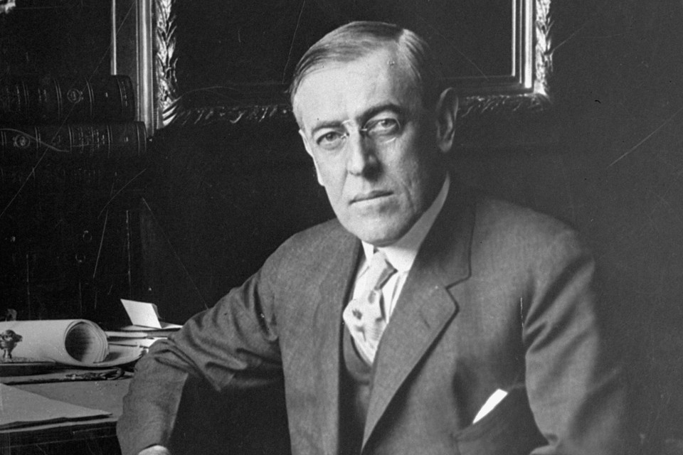 AP - President Woodrow Wilson And His Racist Legacy - The Atlantic