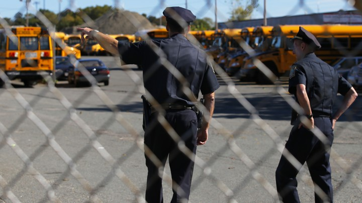 Why Most School Resource Officers Weren't Trained to Work