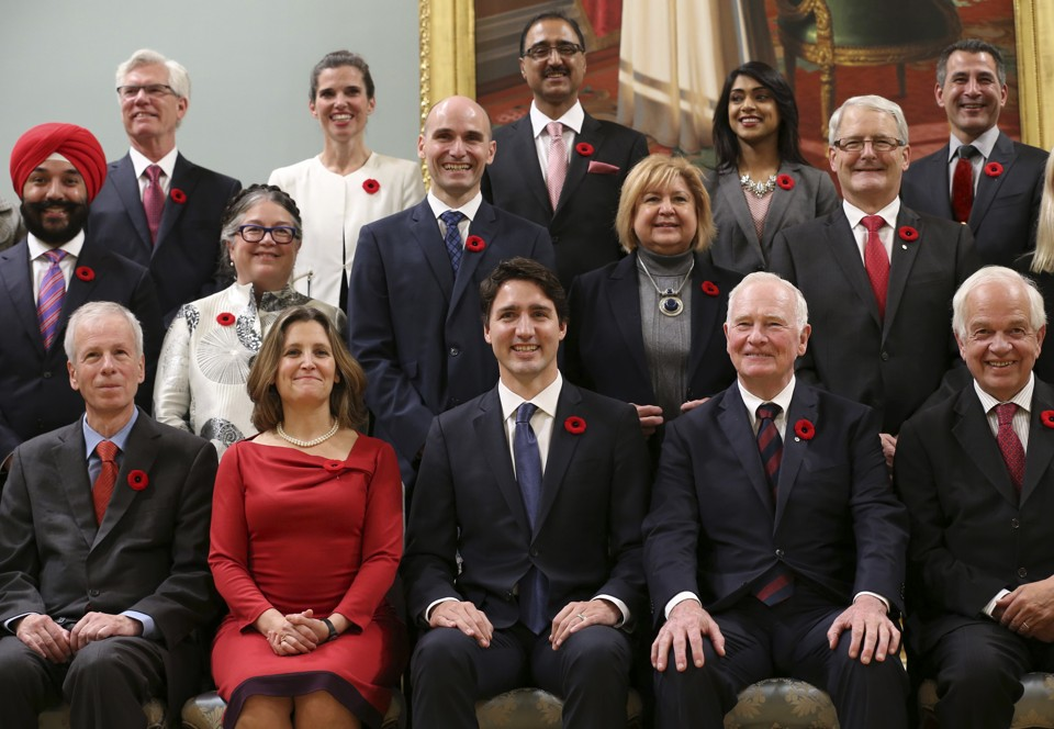 A Canadian Cabinet for 2015 - The Atlantic