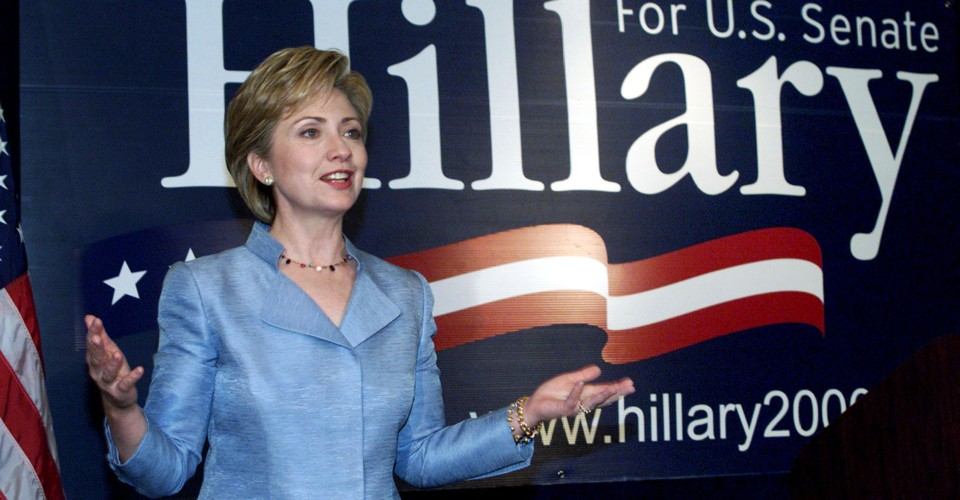 A Short History Of Hillary Rodham Clintons Changing Names The