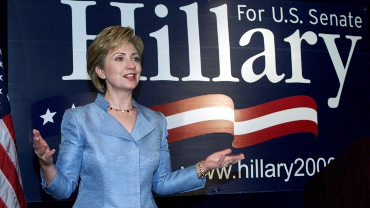a short history of hillary rodham clinton s changing names the