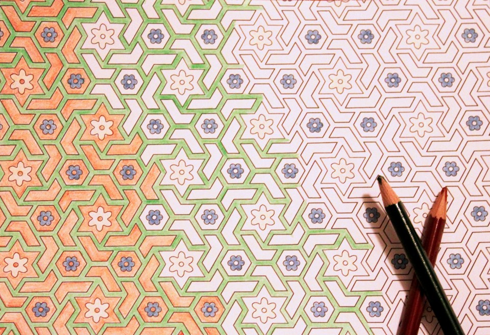 The Zen Of Adult Coloring Books