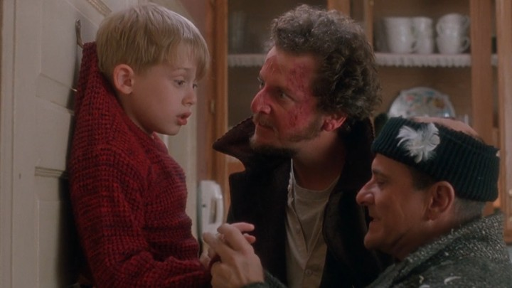 More Stories. Home Alone ...