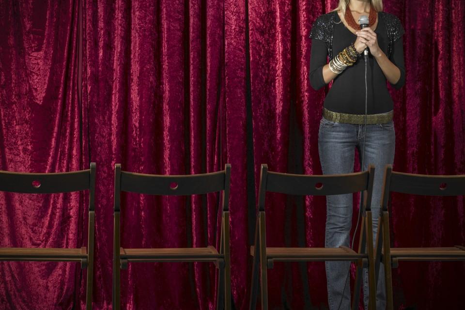 Why Men Dont Like Funny Women - The Atlantic-2069