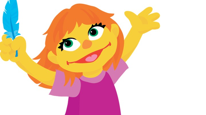 What Muppet With Autism Means To My >> Sesame Street S Newest Muppet Is Revolutionizing Education About