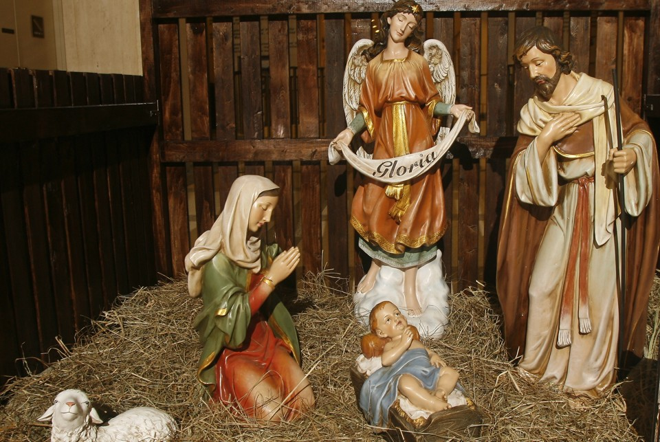 What Most Christmas Nativity Scenes Get Wrong - The Atlantic