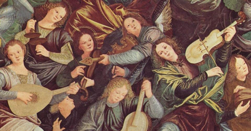 12 Days of Christmas Songs: The Cosmopolitan Genius of 'Hark! The Herald Angels Sing' - The Atlantic