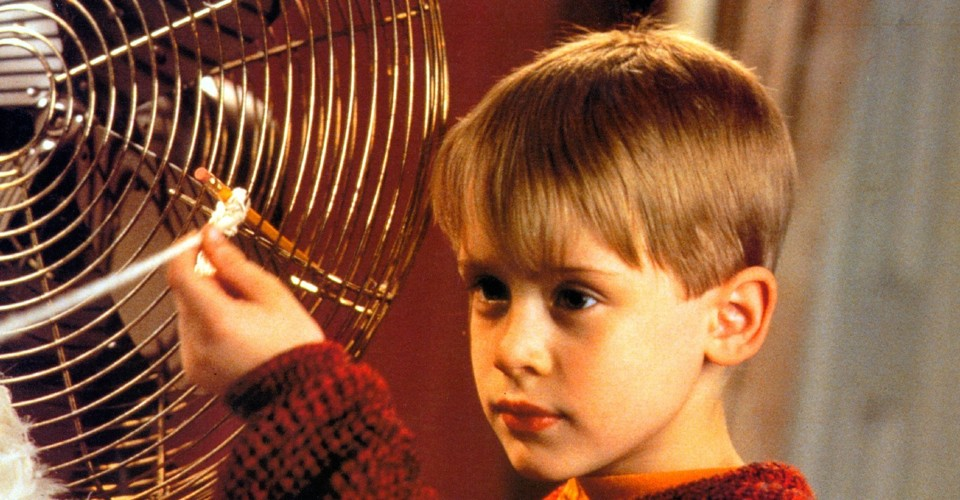 Home Alone At 25 When Tortures Fun For All The Family -2527