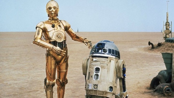 R2 D2 Was The Original Smartphone The Atlantic