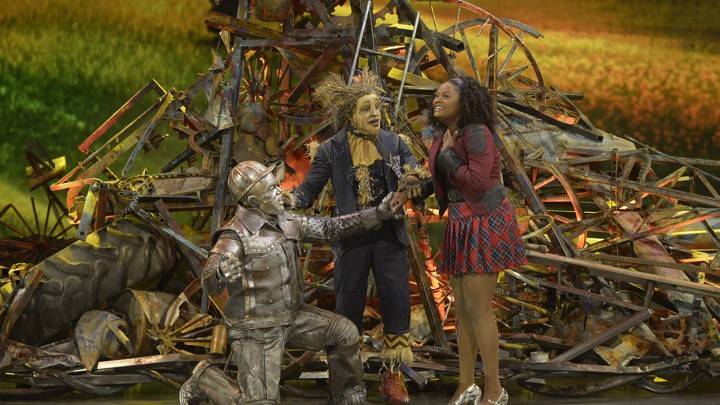 Mary J  Blige and Queen Latifah Made 'The Wiz Live!' NBC's