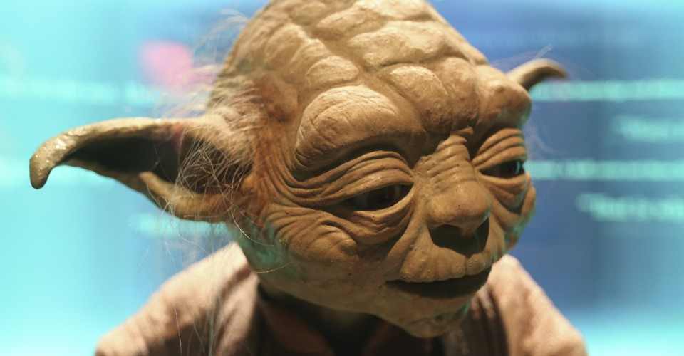 Star Wars Linguists Explain The Way Yoda Speaks The Atlantic