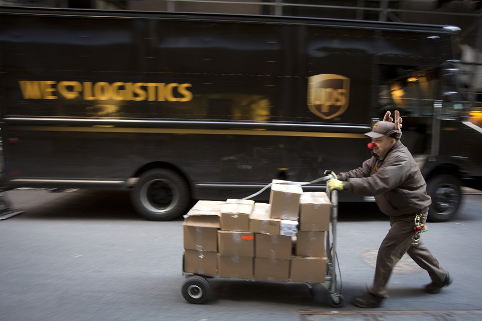 Will Shipping Companies Like UPS and FedEx Improve Holiday Package ...