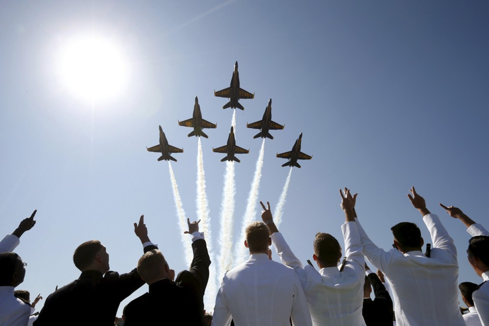 the military versus the private sector for job security and