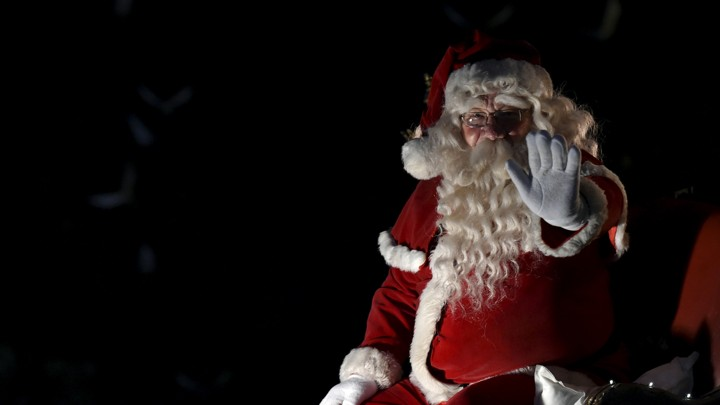 Real History Of Christmas.Is Santa Real The History Of A Christmas Phenomenon The